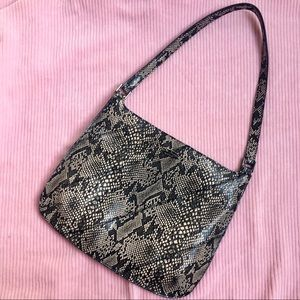 Snakeskin Guess Handbag